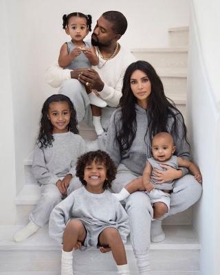 Kim Kardashyan y Kanye West maternidad subrogada