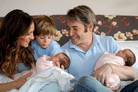 La maternidad subrogada ayudó Sarah Jessica Parker